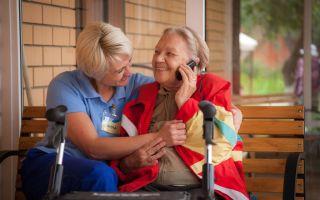 Цена проживания в государственных и частных домах престарелых