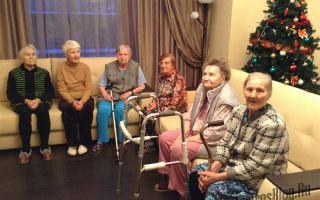 Как устроить в социальный дом престарелых за пенсию — подробная инструкция