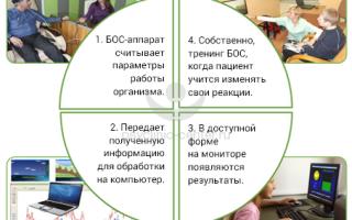 Метод биологической обратной связи (бос): насколько эффективно?