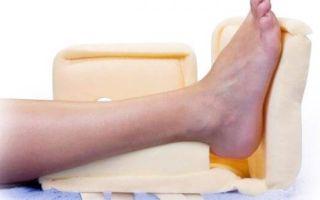 Способы лечения пролежней на пятках и меры профилактики