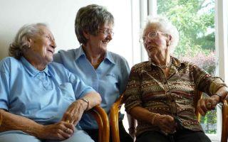 Как попасть в дом престарелых — порядок оформления документов и сроки