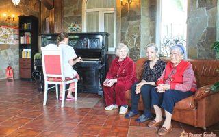 Реабилитация в сети домов престарелых «тёплые беседы» – преимущества для пожилых