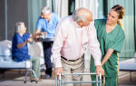 Сестринский уход за пожилыми больными – современный подход