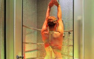 Циркулярный душ: показания и противопоказания