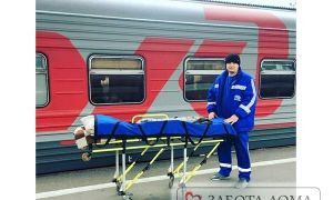 Как перевозить лежачих больных поездом (жд транспортом) — необходимые документы и этапы перевозки