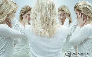 Шизофрения у женщин, первые признаки и особенности болезни