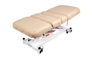 Стационарный массажный стол – преимущества и выбор