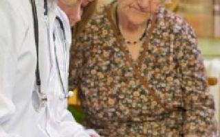 Пневмония у лежачих пожилых людей – диагностика и прогноз