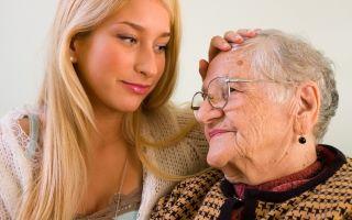 Стаж за уход за пожилым человеком: необходимые документы и другие нюансы