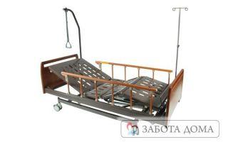 Выбор кровати для лежачих больных: основные критерии, виды и производители.