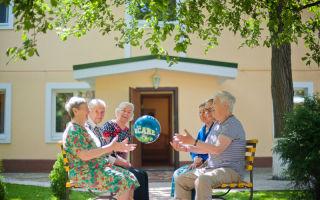 Отличия и особенности пансионата и государственного дома престарелых