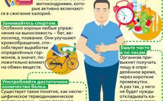 Правильное питание для пожилых людей: список меню