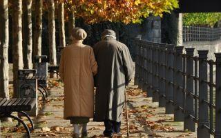 Психология людей пожилого возраста – основные проблемы, особености