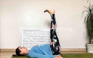 Пилатес для пожилых женщин и мужчин: основные упражнения