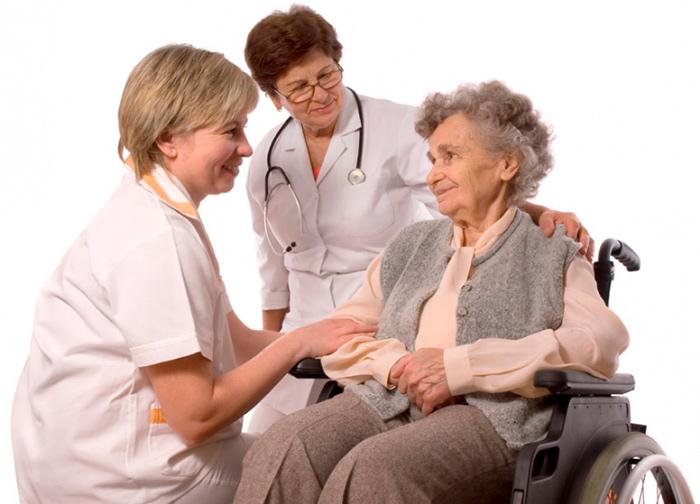 Уход за пожилым человеком как составить договор