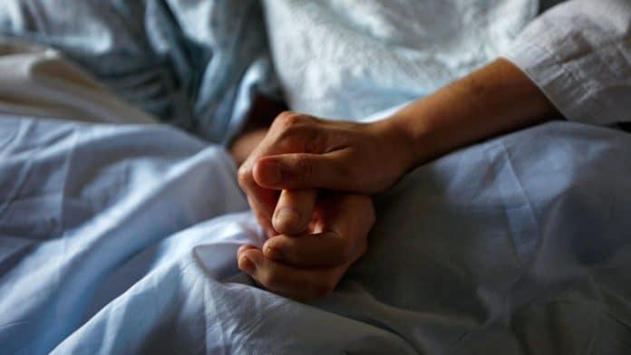 Смерть от рака желудка