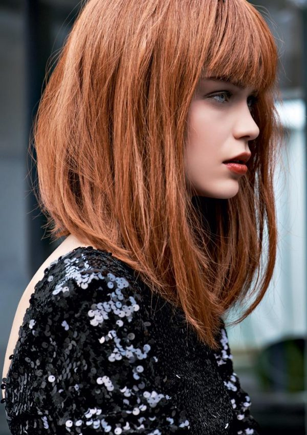 ТОП популярных причесок на длинные волосы после 50 лет: каскад, лесенка и асимметрия