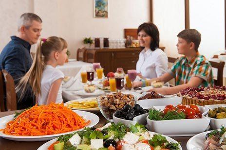 Правильаня организация санаторно курортного питания