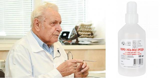 Доктора Неумывакин: лечение содой и перекисью