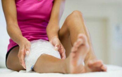 Признаки супрапателлярного бурсита коленного сустава - как помочь своему здоровью
