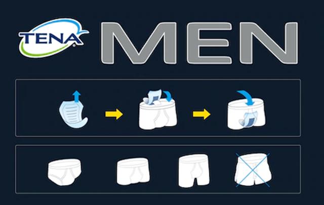 Урологические прокладки для мужчин: как и что выбрать (seni, tena, abena, hartmann)