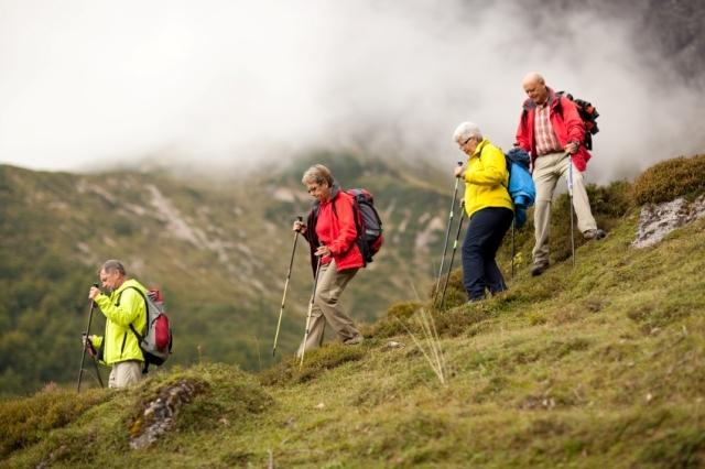Путешествия для пожилых людей (багаж, проживание, питание)