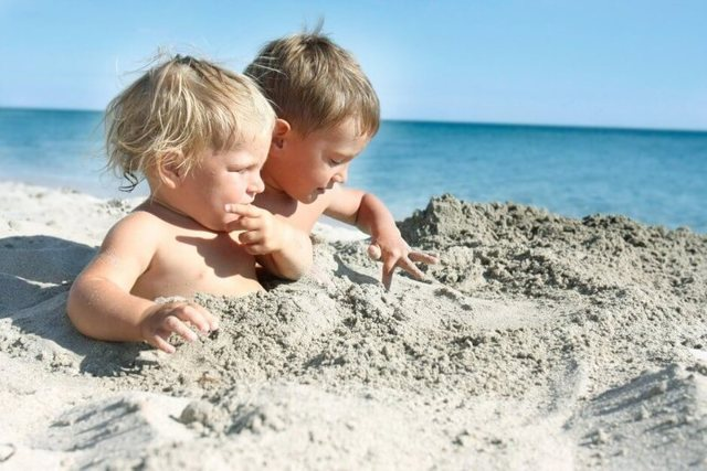 Псаммотерапия, лечение песком - что можно вылечить