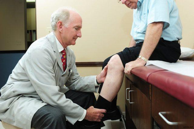 Септический артрит суставов: диагностика и виды патологии