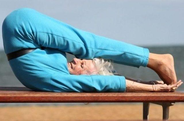 Йога для пожилых, асаны для пенсионеров (комплекс упражнений Артура Паталаха)