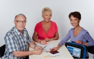 Образец бланка о доставке пенсии в 2020 году: подробное описание каждого пункта