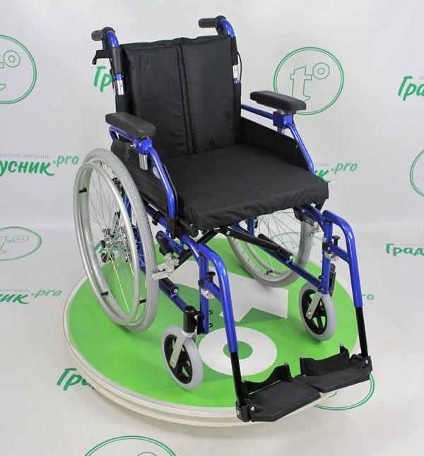 Инвалидная кресло-коляска активного типа: отличия от других видов