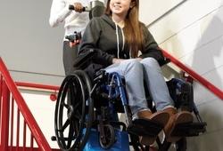 Ступенькоходы для инвалидов: гусеничные и шагающие