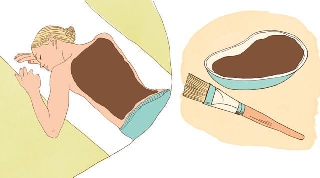 Грязелечение в домашних условиях (показания и противопоказания)