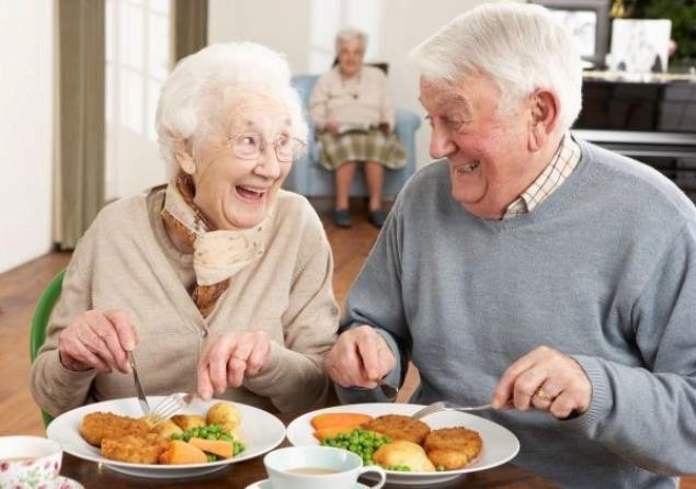 Как побороть плохой аппетит у пожилых людей