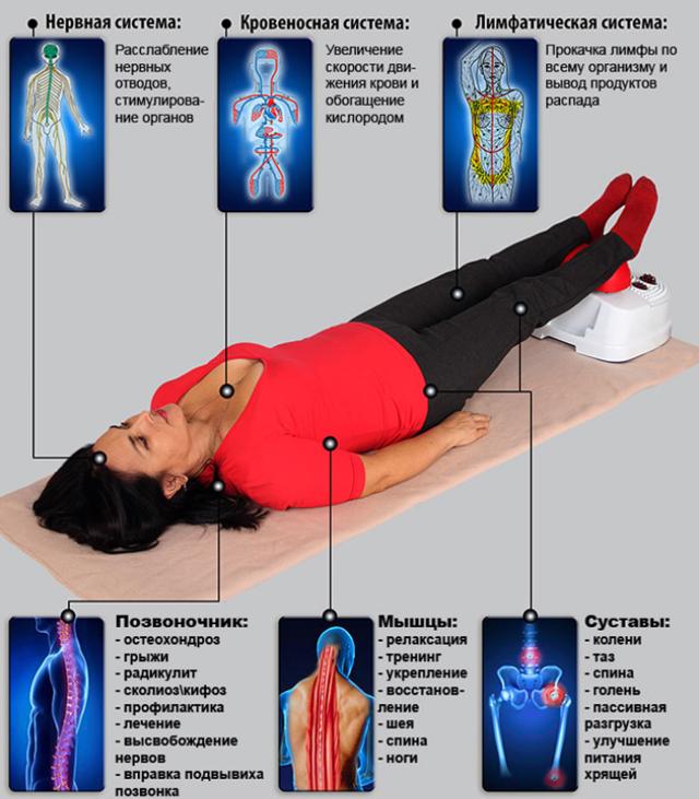 Свинг-машины: воздействие на организм и противопоказания