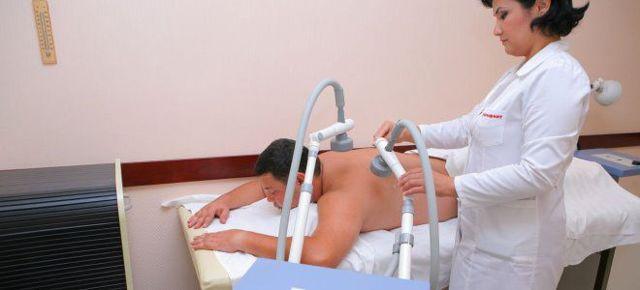 УВЧ терапия: показания и противопоказания