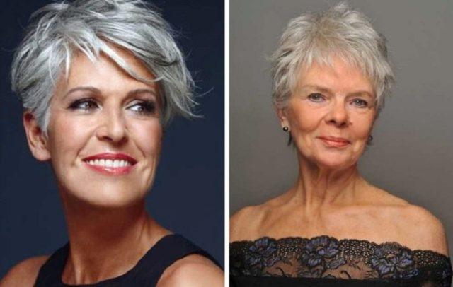 Какие короткие стрижки подойдут женщине после 50 лет: боб, гарсон и дебют