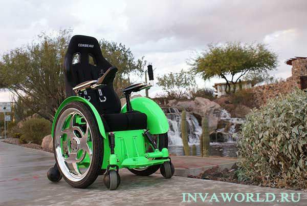 Как правильно подобрать инвалидную коляску