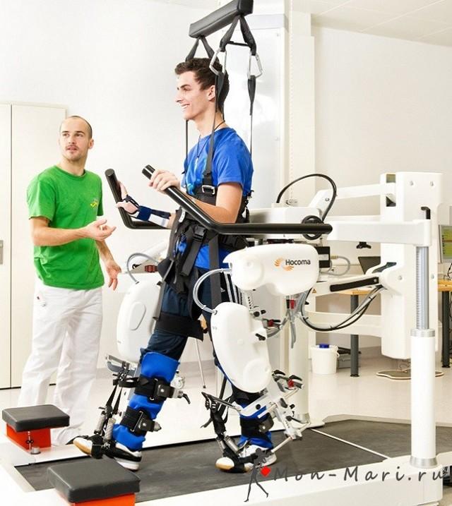 Тренажеры для реабилитации после инсульта: (велосипедные, шагоног)