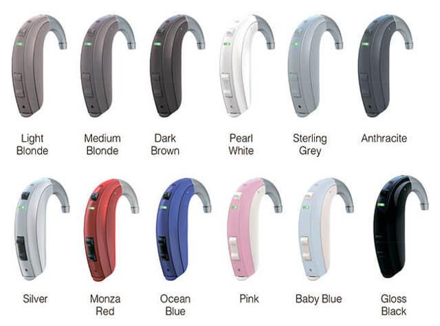 Слуховые аппарат для пожилых, характеристики и производители