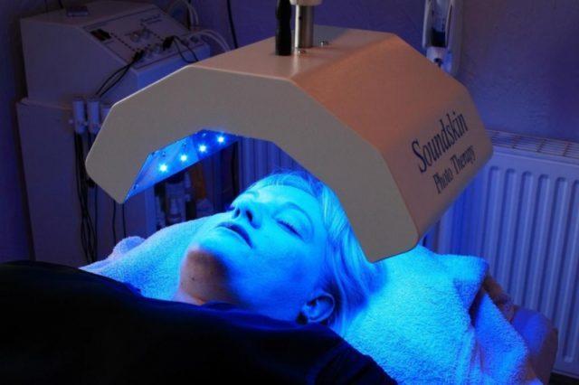 Светолечение в физиотерапии