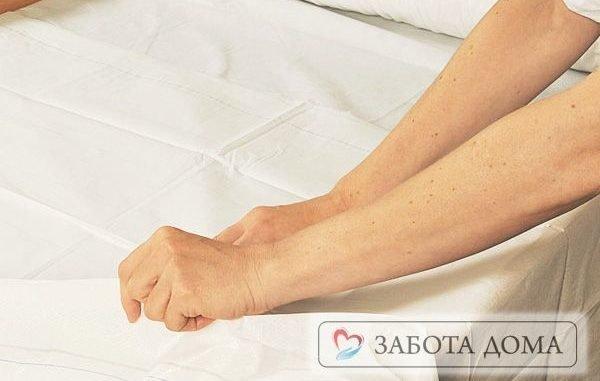 Рейтинг лучших многоразовых простыней для лежачих больных: abena, setex и aura