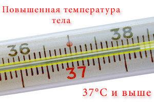 Показатели температуры тела в пожилом возрасте: патологии и норма