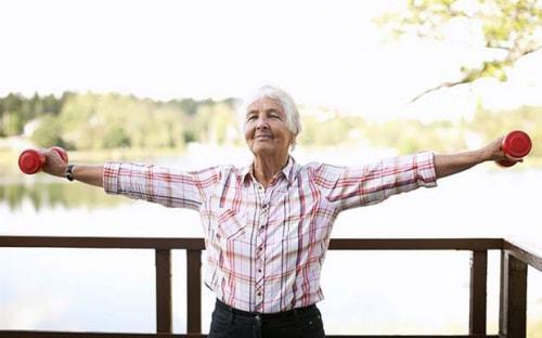 Обеспечение здорового образа жизни пожилым - 12 советов