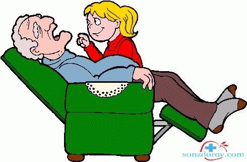 Быстрая утомляемость и сонливость у стариков - возможные причины