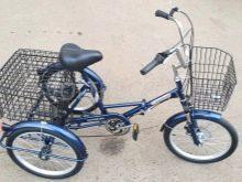 Велосипеды для взрослых инвалидов: трехколесные и лежачие