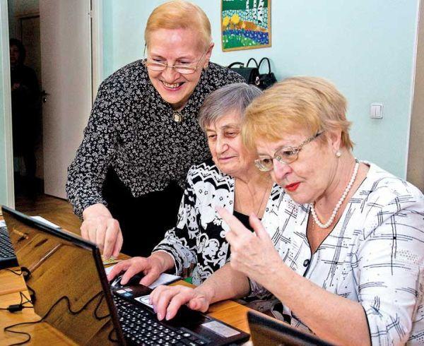 Хобби для пожилых людей, как цель в жизни