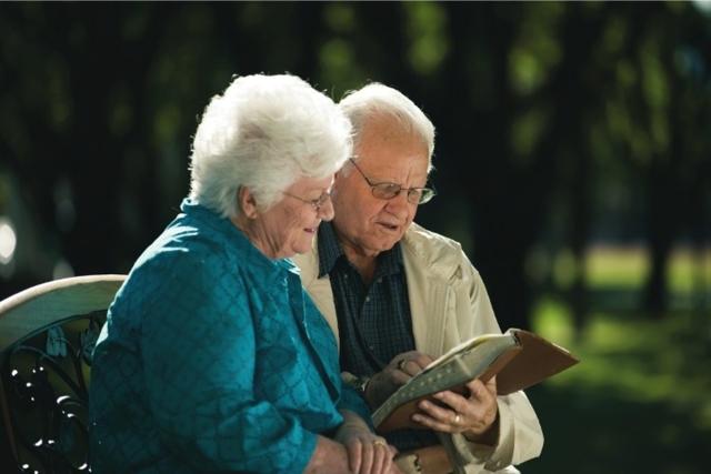 Международный день людей преклонного возраста