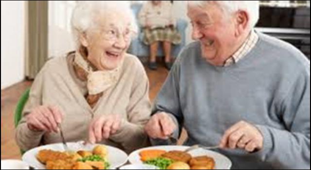 Правильное питание в пожилом возрасте - составление рациона