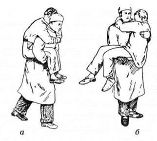 Прием Франца Раутека: как экстренно перенести пострадавшего
